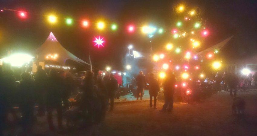 Andventsmarkt im Heidebad 2016